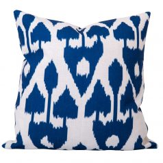 Blue-Ikat-Cushion