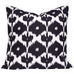 Kristine-Black-Ikat-Cushion