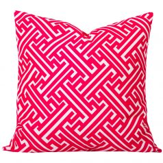 Pink-Geometric-Cushion