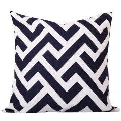 Zedd-Black-Geometric-Cushion