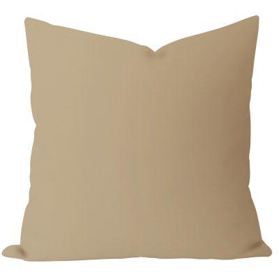Georgia Plain Beige Cushion