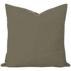 Georgia Plain Taupe Cushion