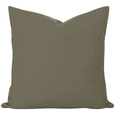 Georgia Plain Taupe Cushion