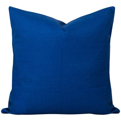 Georgia Plain Navy Cushion