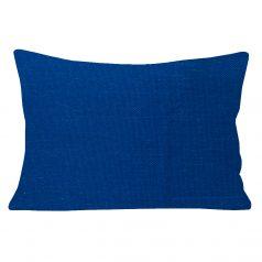 Georgia Coastal Blue Rectangular Cushion