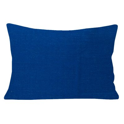 Georgia Coastal Blue Rectangular Cushion