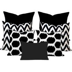 Cushion Sets of 7