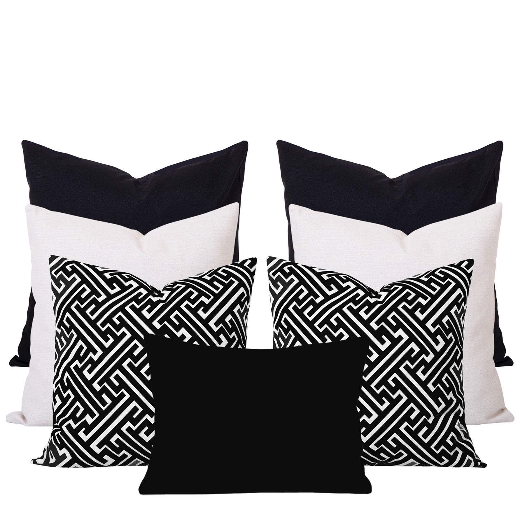Georgia-Maze-Black-7-Cushion-Set6