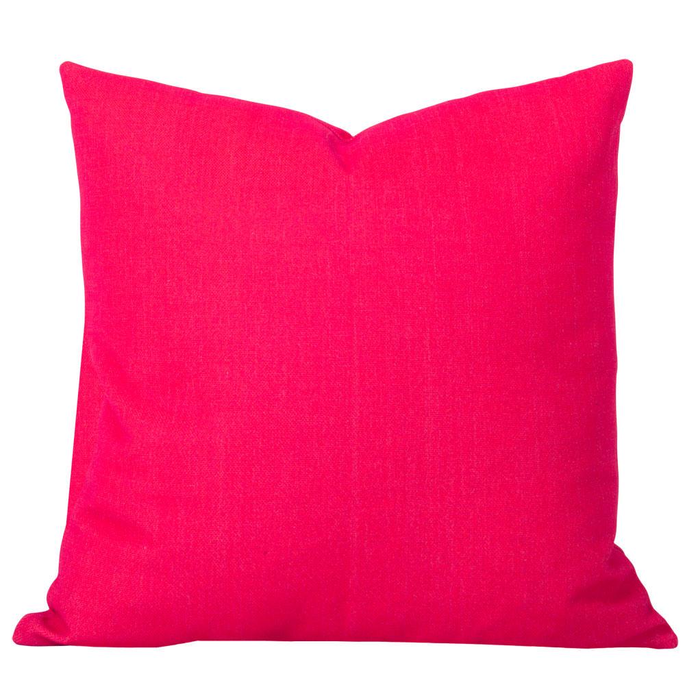 Georgia Plain Pink Cushion