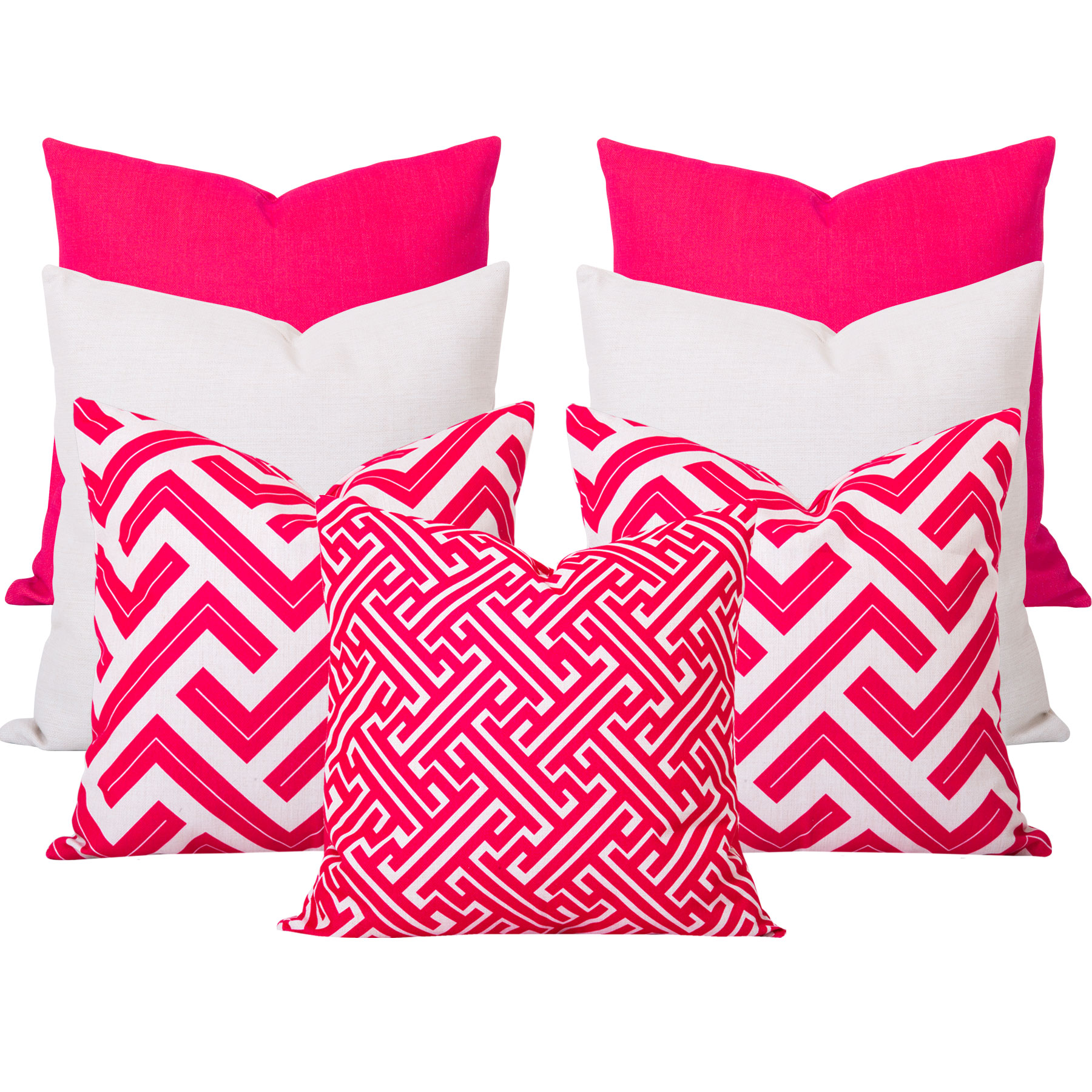 Georgia-Zedd-Pink-7-Cushion-Set