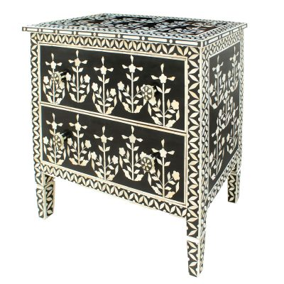 Rani Bone Inlay 2-Drawer Dresser