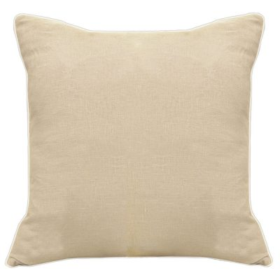 Wanda Natural Linen Lounge Cushion